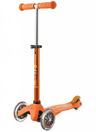 Micro mmd008–Patinete Mini, Naranja