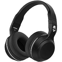 Skullcandy S6HBGY-374 - Auriculares de diadema cerrados (Bluetooth, 3.5 mm, 105 dB), color negro
