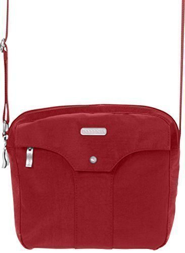baggallini-sac-a-main-leger-compartiment-fermeture-eclair-appareil-photo-hgr-685-rouge-petite-taille