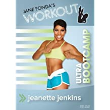 Jane Fonda's Workout: Bootcamp Ultra with Jeanette Jenkins by Jeanette Jenkins