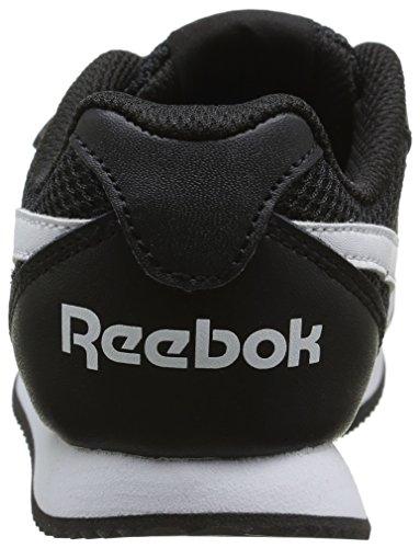 2 2v Menina Cljog Reebok Preto Real Tênis wq46CB