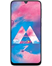 Samsung Galaxy M30 (Metallic Blue, 3GB RAM, Super AMOLED Display, 32GB Storage, 5000mAH Battery)