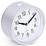 Met Love Nachttisch Kreative Wecker Mode Leuchtende Stumm Elektronische Uhr (Farbe : H)
