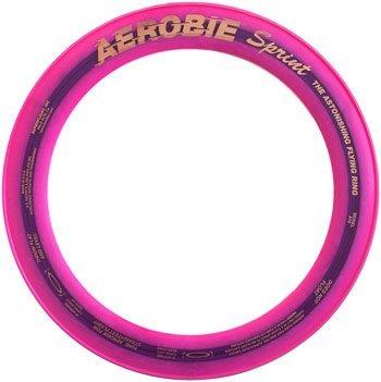 AEROBIE SPRINT FLYING RING Wurfring 25cm Durchmesser in vielen Farben 970030(PURPLE)