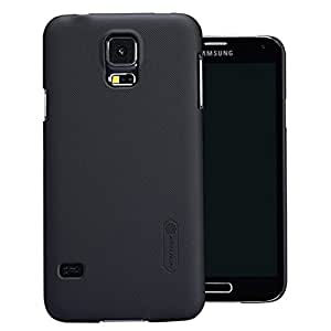 Nillkin Frosted Shield Hard Bumper Back Case Cover ForSamsung Galaxy S5 i9600 With Free Nillkin Screen Guard - Black