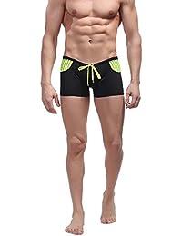 Hoerev mode de maillot de bain des hommes, maillots de bain