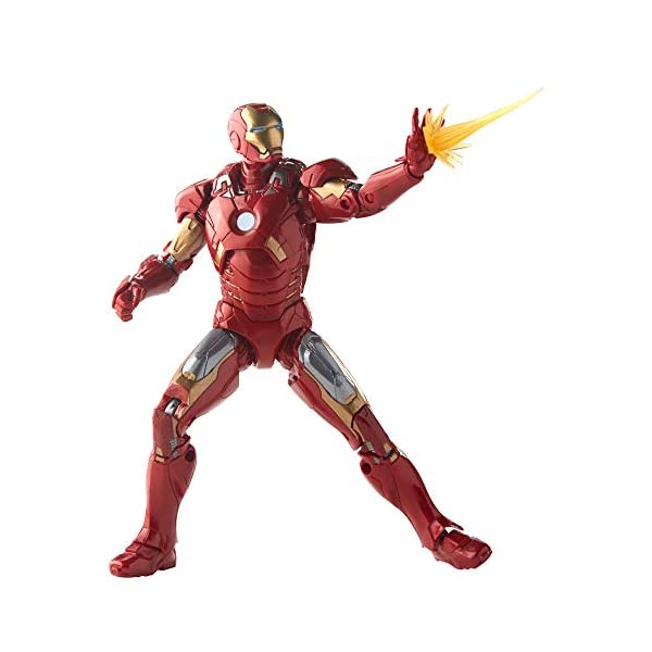 Marvel Legends MCU The First Ten Years The Avengers Iron Man Mark VII 3