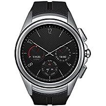 'LG Watch Urbane 2nd Edition Smartwatch, 1.38OLED-Display, 3G, Interner Speicher 4GB, IP67, GPS, Bluetooth, WLAN, NFC, Schwarz
