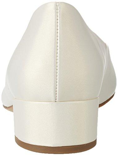 HÖGL 3-10 3007 0700, Scarpe con Tacco Donna Bianco (Carrara0700)