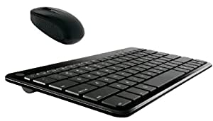 Universal Bluetooth Keyboard & Mouse (AZERTY, for HID Bluetooth Devices)