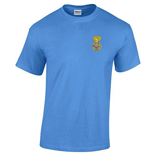 Pineapple Joe's Herren T-Shirt Carolina Blue