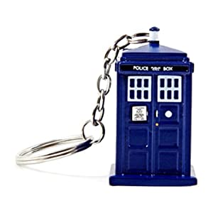 Zeon - Porte Clé - Doctor Who - Tardis Lumineux 4cm - 5024095216769 de Doctor Who