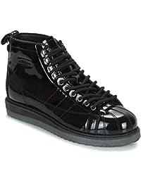 info for 6a799 f11c2 ADIDAS ORIGINALS Superstar Boot W Zapatillas Moda Mujeres Negro - 36 -  Zapatillas Bajas