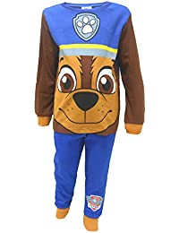 Paw Patrol Novely Pyjama Marshall PJ's Nightwear Ages 18 Months to 6 Years