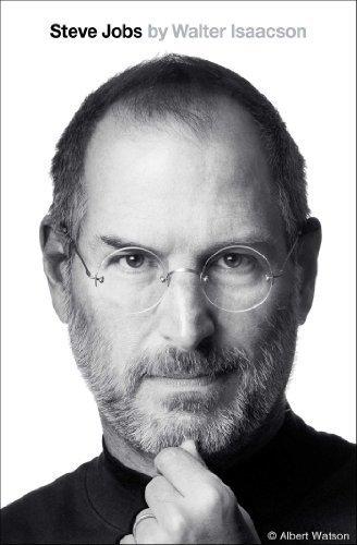 Buchseite und Rezensionen zu 'Steve Jobs by Isaacson, Walter (2011) Hardcover' von Walter Isaacson