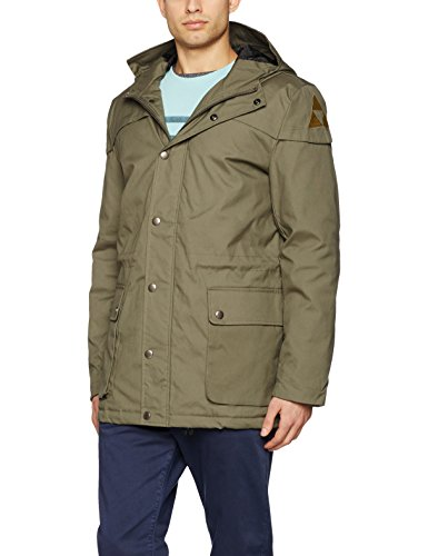 The Legend of Zelda Zelda Parka Jacke oliv Oliv