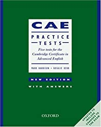 CAE Practice Tests: Book With Answers: with Key