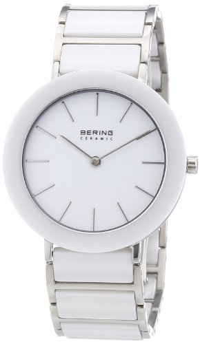 BERING Time Damen-Armbanduhr Slim Ceramic 11435-794