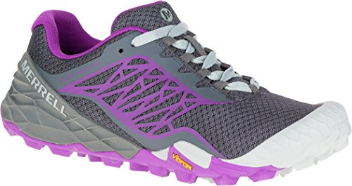 Merrell All Out Terra Light Women's Scarpe Da Trail Corsa Grey