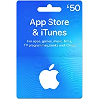 App Store & iTunes Gift Card - Delivered by Post