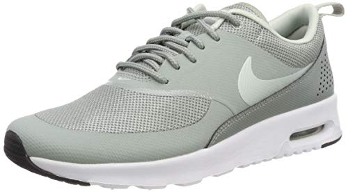 new style 14791 29aee Nike Damen WMNS AIR MAX THEA Fitnessschuhe, Mehrfarbig (Mica Green Light  Silver