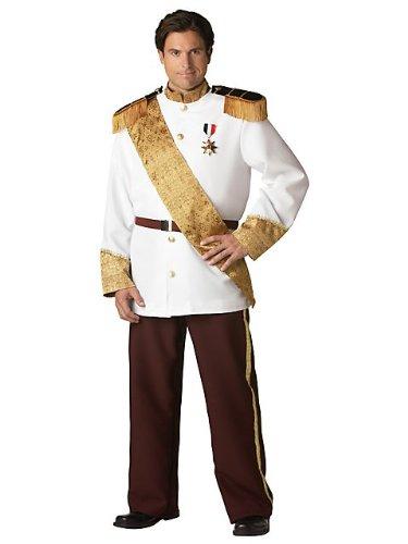 Kostüm des Prince Charming Elite aus Cindarella - ()