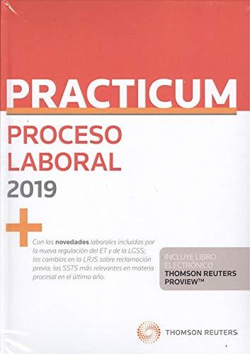Practicum Proceso Laboral 2019  (Papel + e-book)
