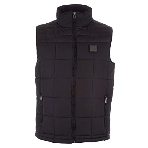 mens-voi-jeans-mens-rogue-quilted-gilet-in-black-l