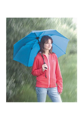 Preisvergleich Produktbild Euroschirm Swing Liteflex Regenschirm Farbe marine