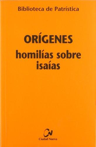 homilas-sobre-isaas-biblioteca-de-patrstica-band-89