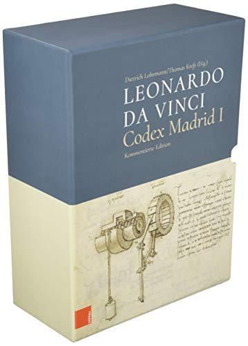 Leonardo da Vinci: Codex Madrid I: Kommentierte Edition. zum Subs.preis bis 31.12.18, danach 250,00 -