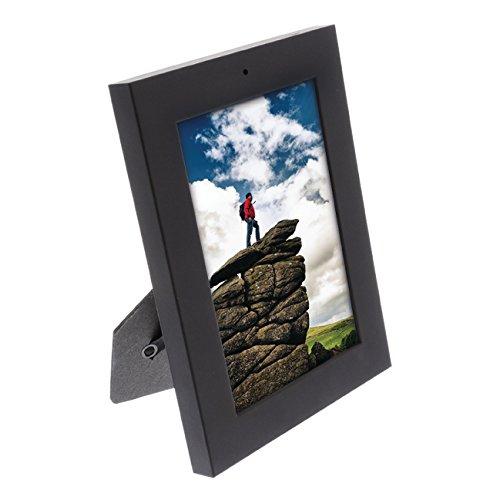 Bilderrahmen, mit integrierter Kamera Kamera-bilderrahmen