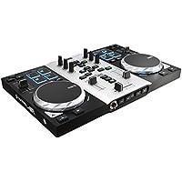 "'Hercules 47808712Deck DJ controller Air S Series (8Pad, LED Party Light USB) djuced 18gradi """