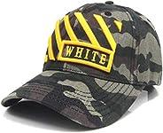 off-white Baseball & Snapback Hat For Unisex