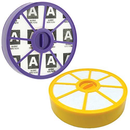 Filtro lavable Pre motor y kit de filtros HEPA alérgicos Post Motor Para aspiradoras Dyson DC05 DC08...