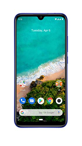 Xiaomi Mi A3 (Not Just Blue, 4GB RAM, 64GB Storage) - 6 Month No Cost EMI