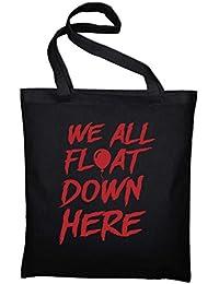 #2 Es It, We All Float Down Here Fan Jutebeutel