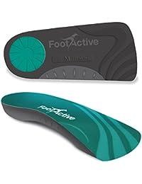 FootActive CASUAL PREMIUM - bei Fersensporn und Fußproblemen. 3/4 Sohle