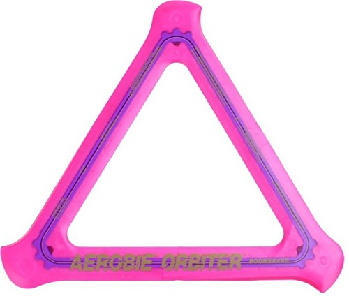 Aerobie Orbiter Bumerang 29 x 26 cm rosa