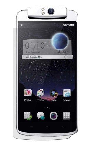 Maoni ANTIREFLEX (Anti-Fingerprint -seidenmatt) Bildschirm Schutz Folie Schutzfolien für Oppo N1