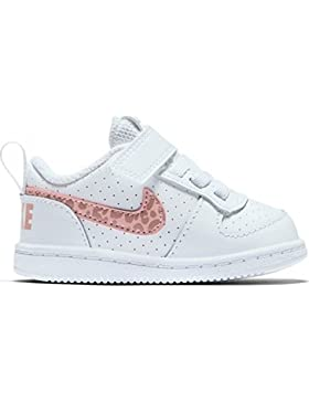 Nike Court Borough Low TDV Zapatos Para Niña Blanco