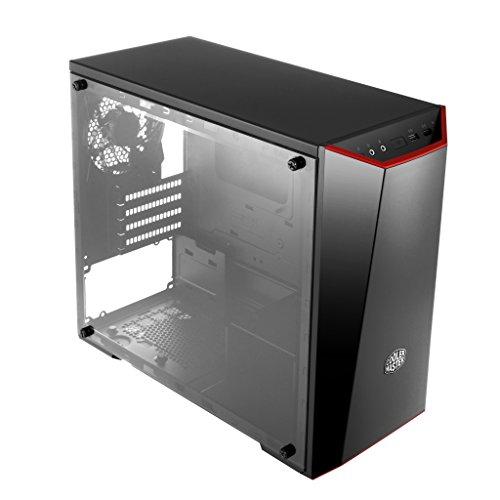 Cooler Master MasterBox Lite 3.1 PC-Gehäuse 'micro-ATX, Mini-ITX, USB 3.0, Seitenfenster' MCW-L3B3-KANN-01