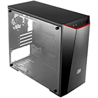 Cooler Master MasterBox Lite 3.1 Boîtier PC 'microATX, Mini-ITX, USB 3.0, Fenêtre latérale' MCW-L3B3-KANN-01