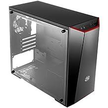 Cooler Master MasterBox Lite 3.1 - Cajas de ordenador de sobremesa 'microATX, Mini-ITX, USB 3.0, con ventana' MCW-L3B3-KANN-01