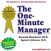 The One Minute Manager de Ken Blanchard & Spencer Johnson (Nightingale Conant)