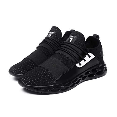 Männer Laufen Schuhe Atmungsaktive Mesh-Sneakers Outdoor-Leichtathletik Schuhe männliche Sport Trainer