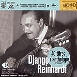 La légende de Django Reinhardt : 40 titres d'anthologie - Best Of