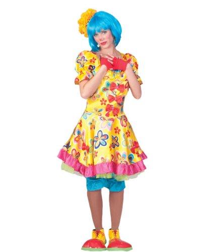 Pierro´s Kostüm Clown Dame Valentina Größe 40/42