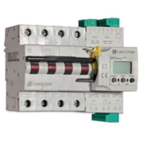 Circutor recmax-lpd - Reconectador diferencial recmaxlpd-c2-63
