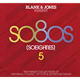 Blank & Jones Present: So80s (So Eighties) 5 (Deluxe Box)